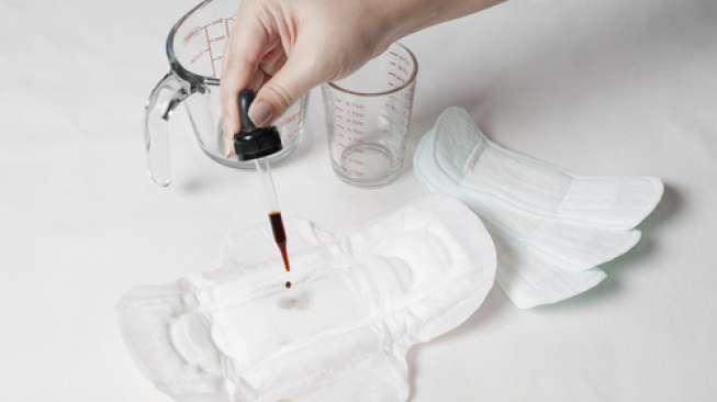 6 Warna Darah Menstruasi Ini Bisa Deteksi Kesehatan Perempuan